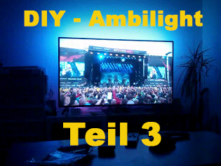 Ambilight Software